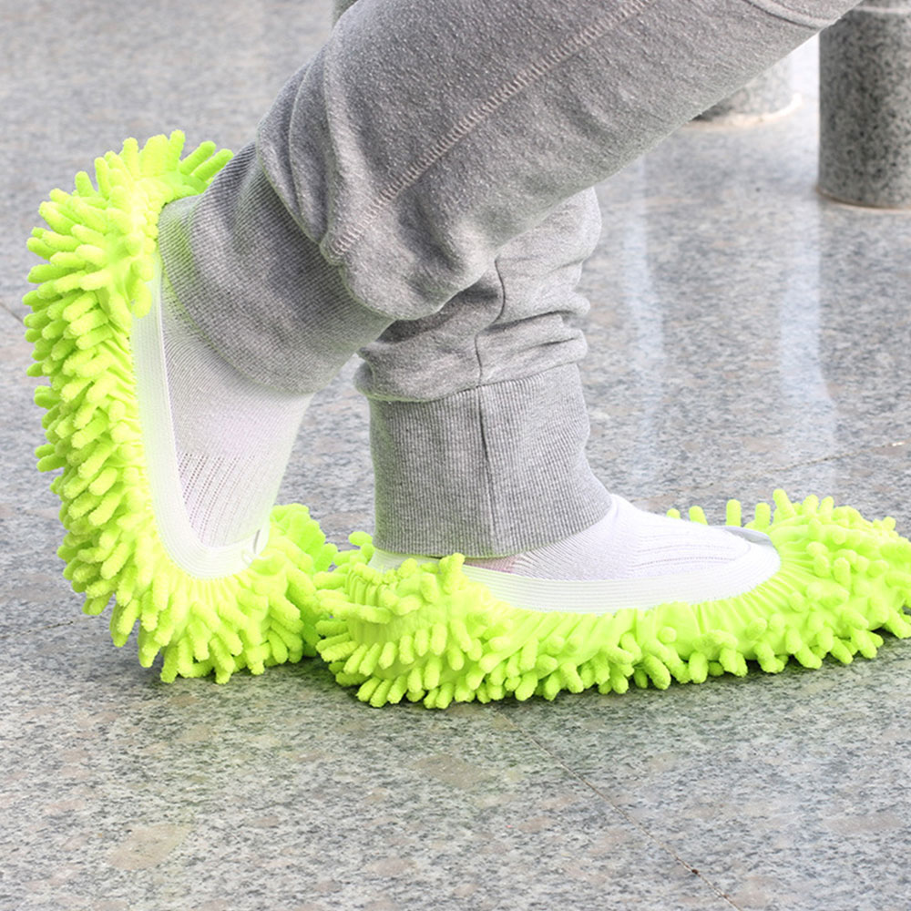8F69-1PCMops-Lazy-Dusting-Foot-Cleaner-Shoe-Mop-Slipper-Floor-Polishing-Cover