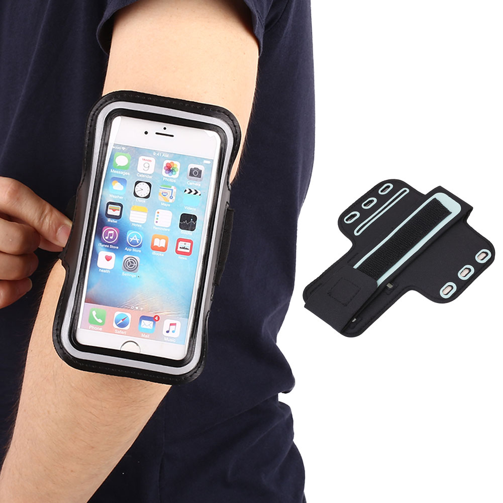 B742-Arm-Band-Case-Hand-Bag-Dirt-resistant-Mobile-Running-Package-Adjustable