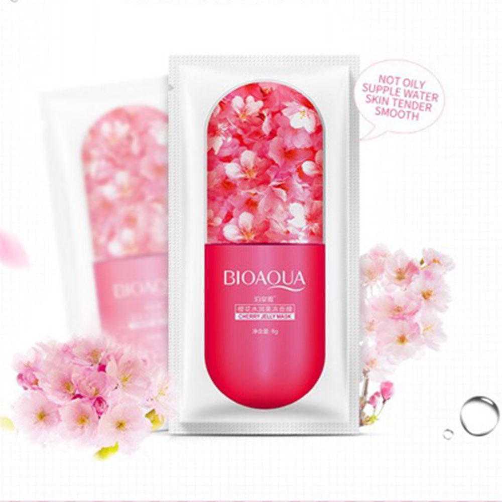 43D6-Ultra-Hydrating-Cherry-Aloe-Blueberry-Jelly-Essence-Face-Mask-Cosmetic