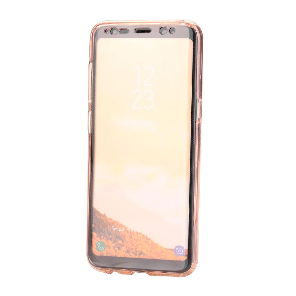 8164-Gel-Skin-Phone-Cover-Case-Pouch-Shell-For-Samsung-Galaxy-s8-plus-Anti-Drop