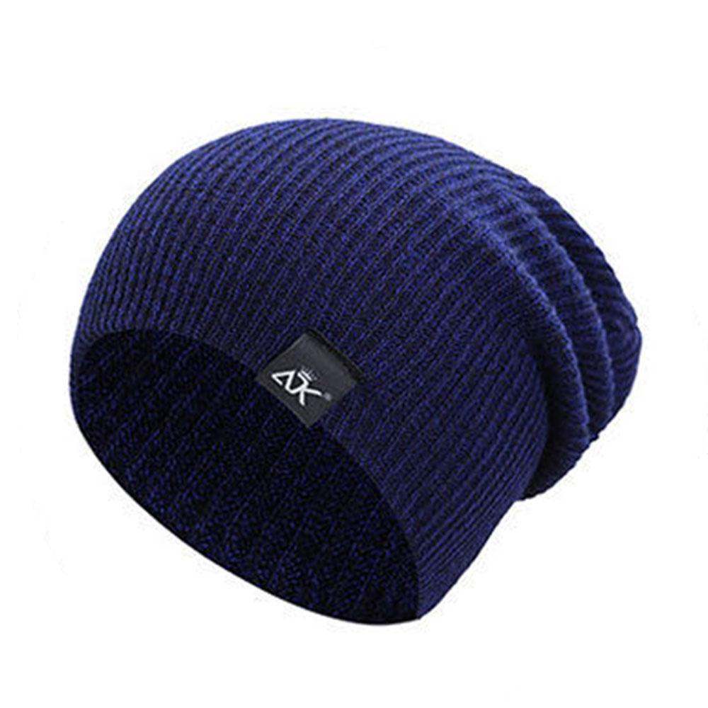 27A0 Women Men Winter Thermal Crochet Knit Beanie Wool Skull Hat Ski ... 41c4ed03fe8
