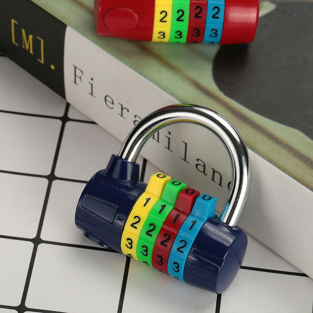 8666-Password-Lock-Code-Padlock-Premium-Portable-4-Digit-Dial-Security-Outdoor