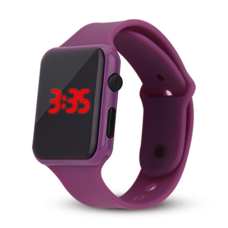 D82D-Digital-LED-Silicone-Square-Wrist-Watch-Ring-Unisex-Boys-Girls-Men-Women