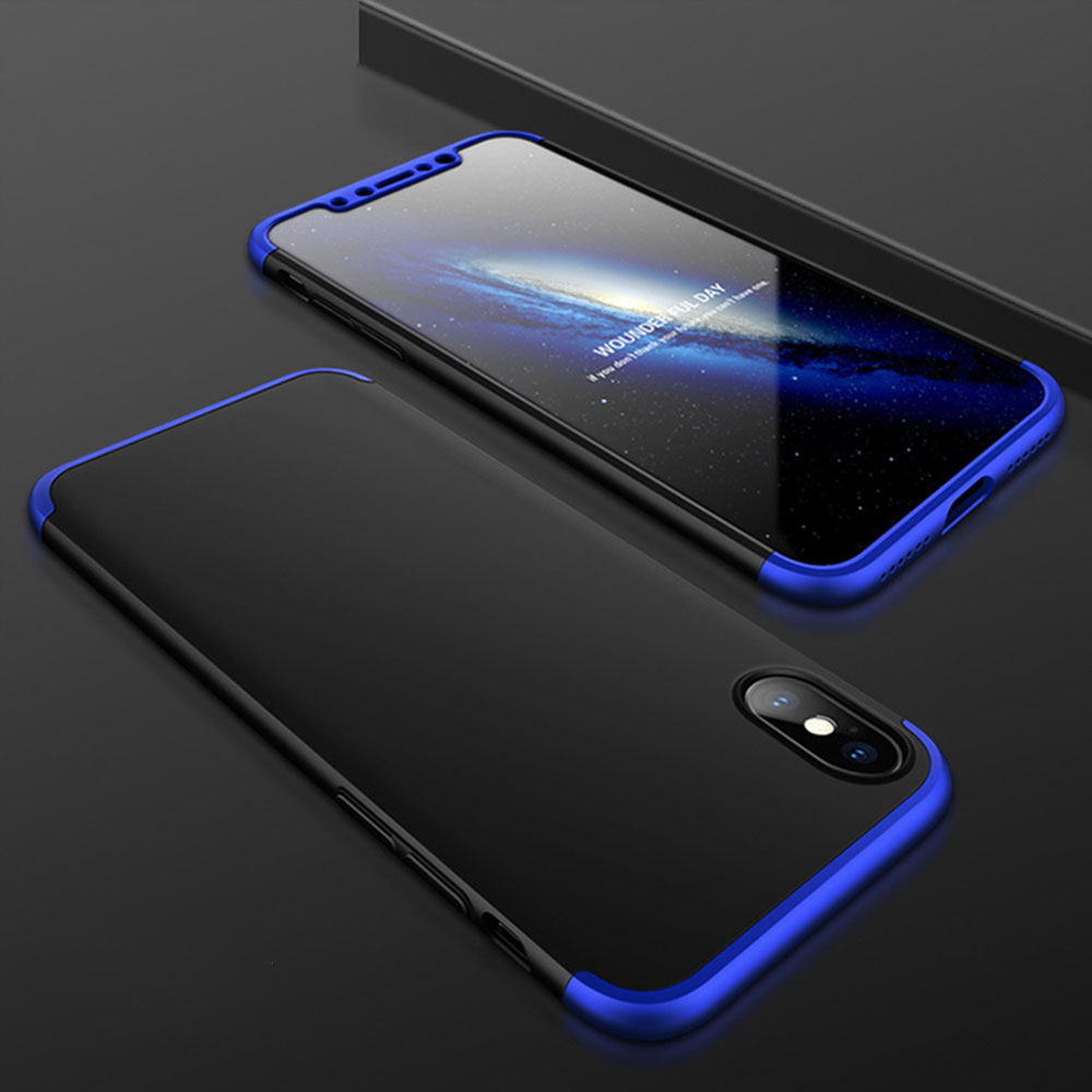 AE31-Luxury-UltraThin-Shockproof-Hybrid-360-Case-Cover-For-Apple-iPhone-X