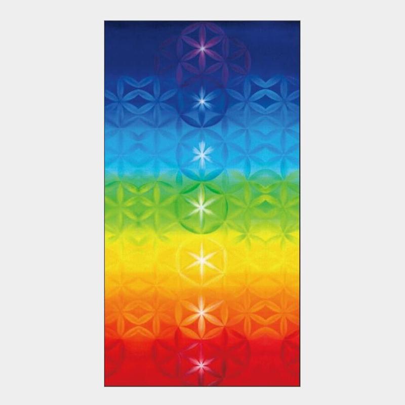 E7CA-Square-Rainbow-Beach-Mat-Towel-Foldable-Mats-Picnic-Summer-Blanket-Shawl