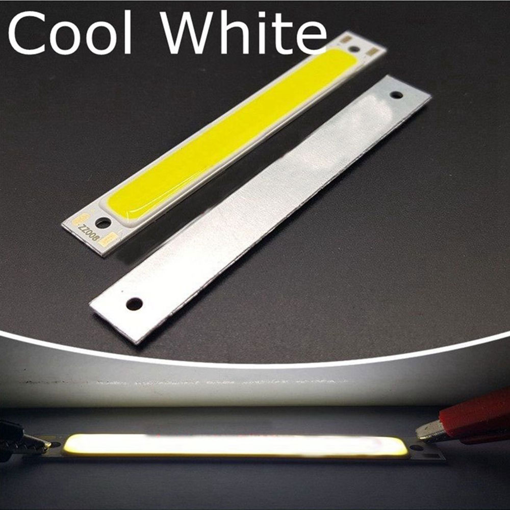 c44f 12v 100w led panel strip cob light lamp balanced. Black Bedroom Furniture Sets. Home Design Ideas