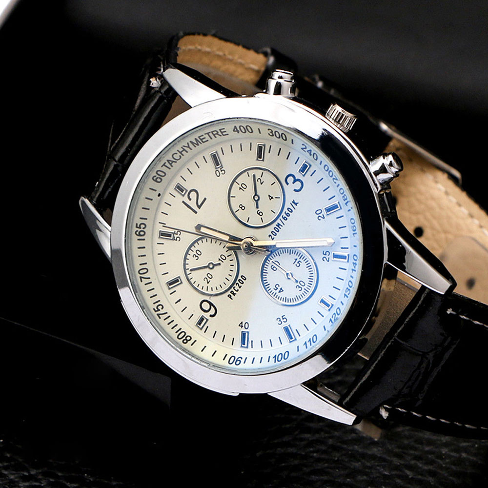 3AF1-Stainless-Steel-Handsome-Fashion-Originality-Durable-Men-039-S-Watch