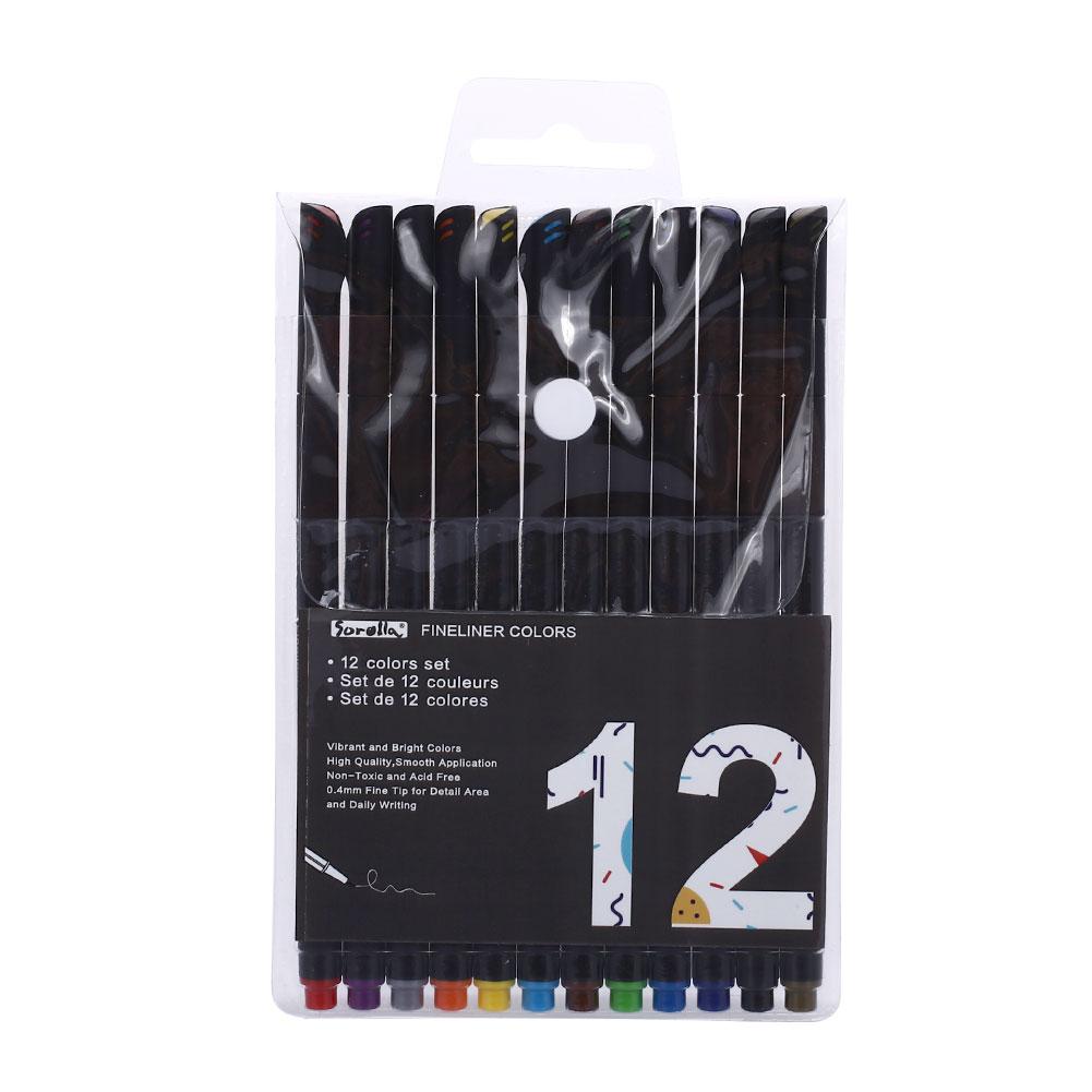 B39B-Drawing-Pen-Kids-Art-Pen-Professional-15-6cm-Fine-Line-Graffiti-School