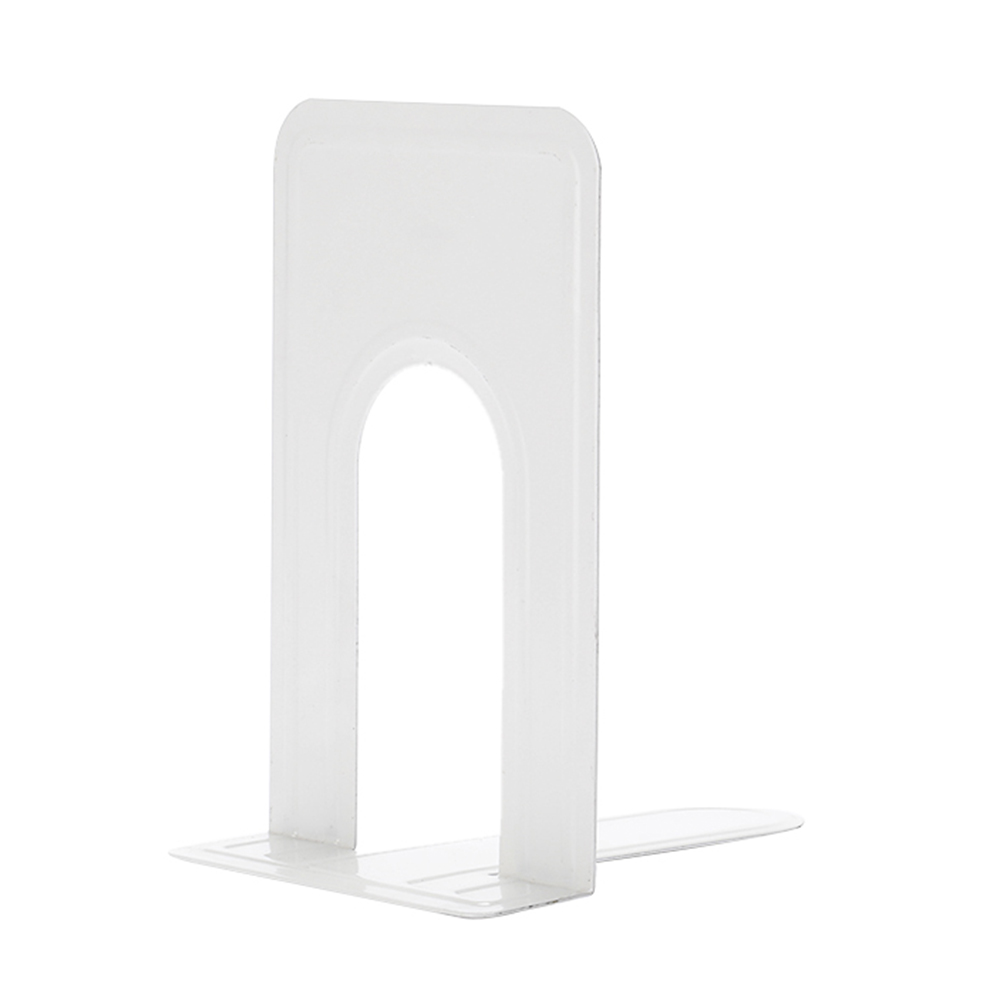 0343-Book-End-Bookend-Document-Book-Shelf-Home-Durable-Height-19cm