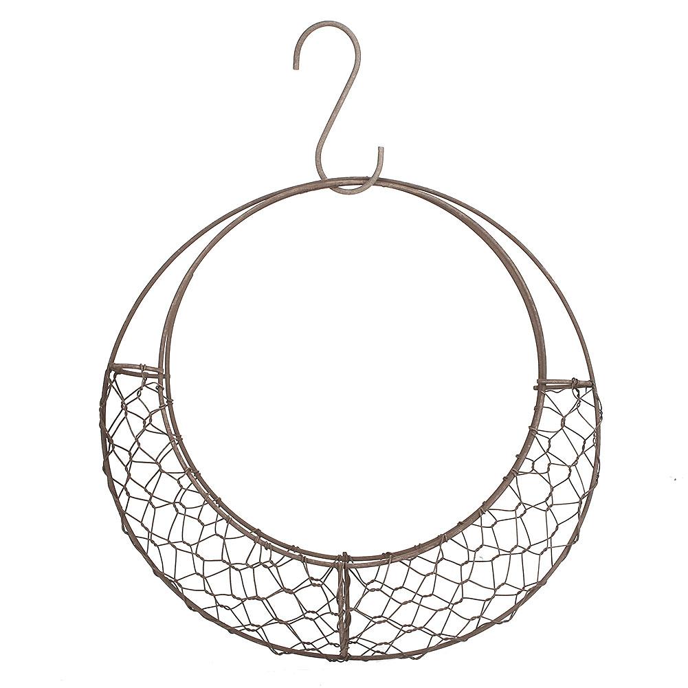 FDB3-Iron-Wire-Flower-Frame-Innovative-FlowerPot-Wreath-Frame