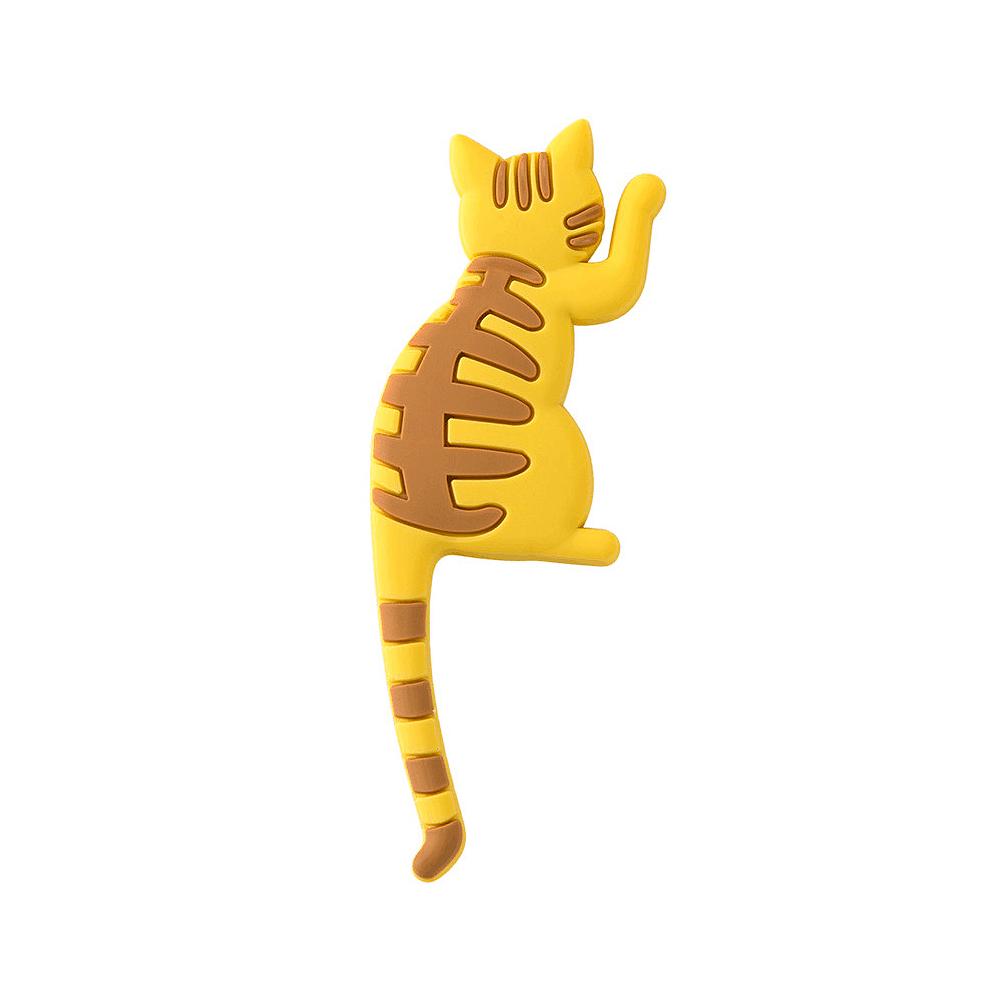 A971-Refrigerator-Hook-Fridge-Magnets-Cute-Cartoon-Cat-Shape-Office-Trinkets