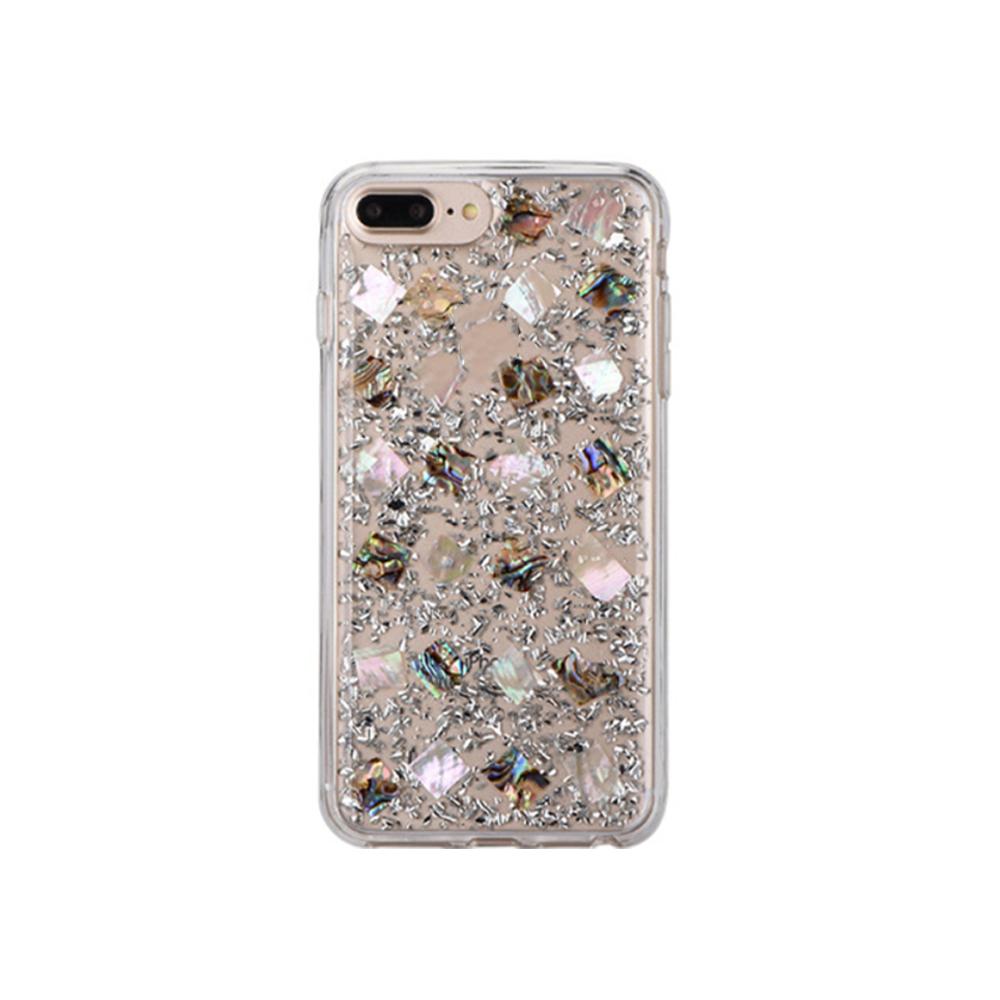Phone-Shell-Tropfenkleber-Platinum-Papierschale-for-iPhone-7p-8p-Neuheit