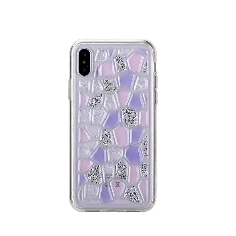 Phone-Shell-Tropfenkleber-Nagellack-for-iPhone-7-8-Neuheit-Anti-Scratch-Pop