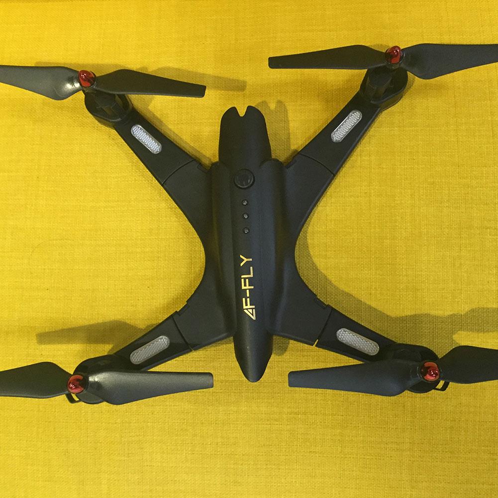 F3AA 4CH 6-Axis 6-Axis 6-Axis Gyro 720P Drone aviones de las cámaras de alta definición 360 ° Rollover LED be0269
