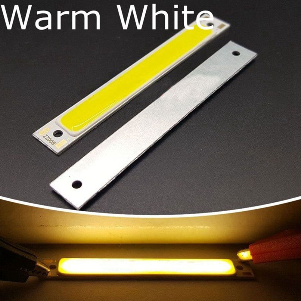 12v led panel cob streifen licht 100w chip warmwei flip modul tube camping ebay. Black Bedroom Furniture Sets. Home Design Ideas