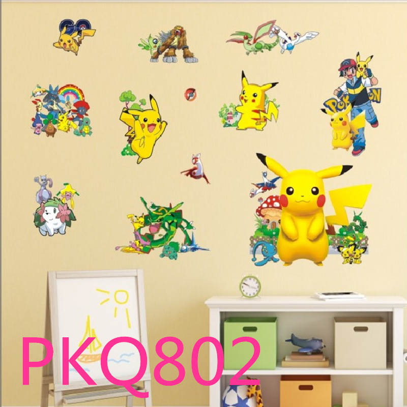 Famous Pokemon Wall Decor Frieze - Wall Art Design - leftofcentrist.com