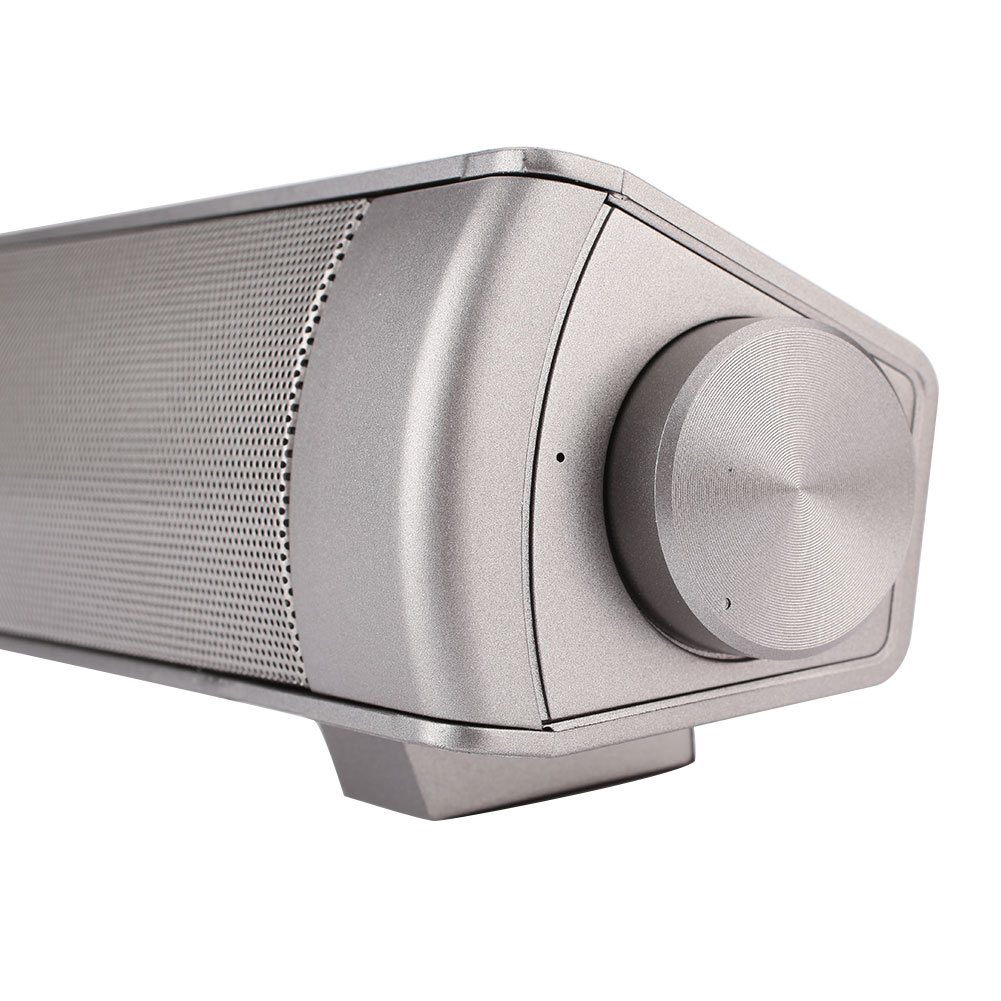 8DA9EA2 Bluetooth 4.1 Sound Bar Handsfree Music Speaker TV Home Theater Soundbar