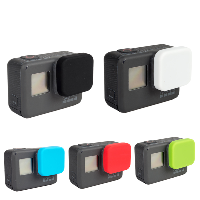 3CE3-New-Silicone-Lens-Lenses-Cap-Cover-Case-Protective-For-GoPro-Hero-5-Black