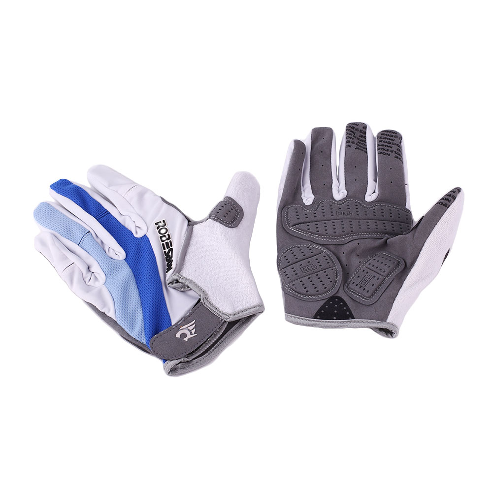 E8D0-Bicycle-Bike-Cycling-MTB-Full-Finger-Gloves-Thin-Breathable-Elasticity