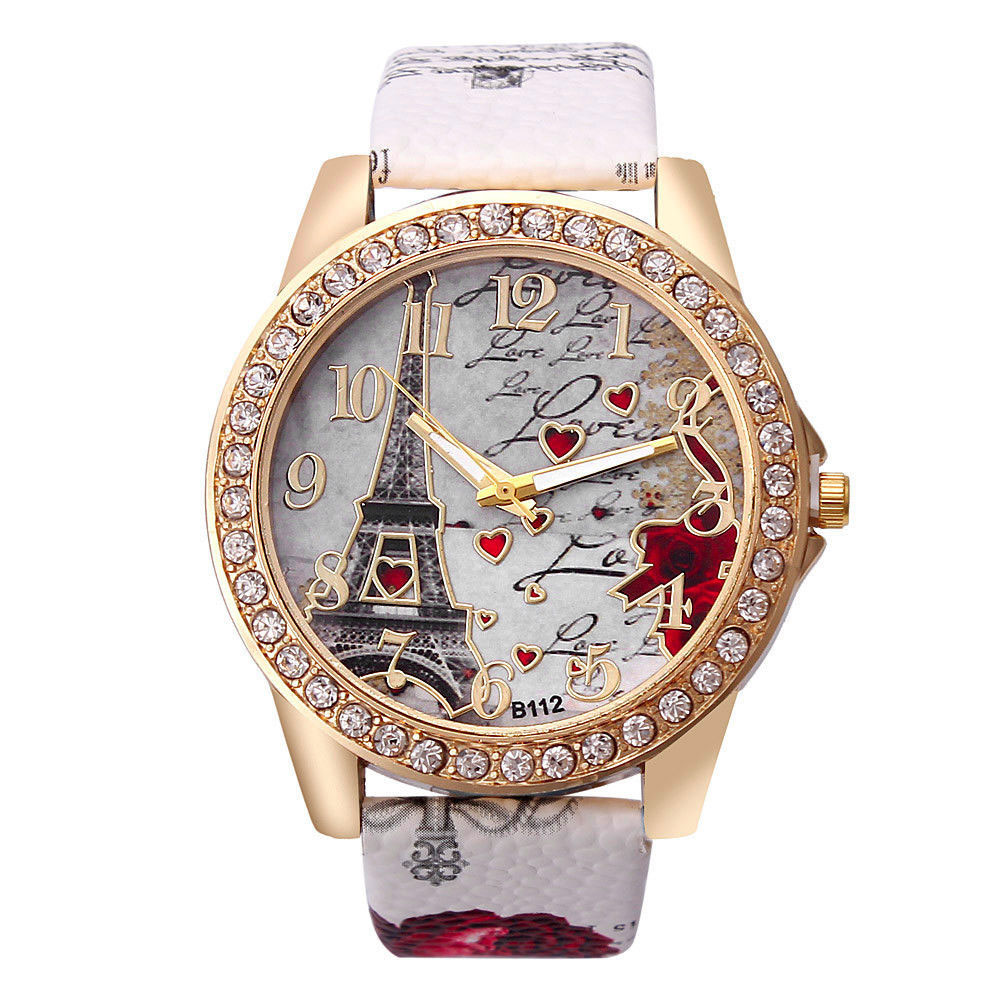 21E5-Women-Paris-Eiffel-Leather-Band-Leather-nalog-Wrist-Watches-Bracelet-Watch