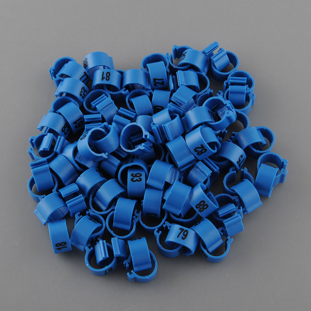 3119-100Pcs-Poultry-Leg-Bands-Pigeon-Parrot-Duck-Rings-10-5mm-1-100-Numbered