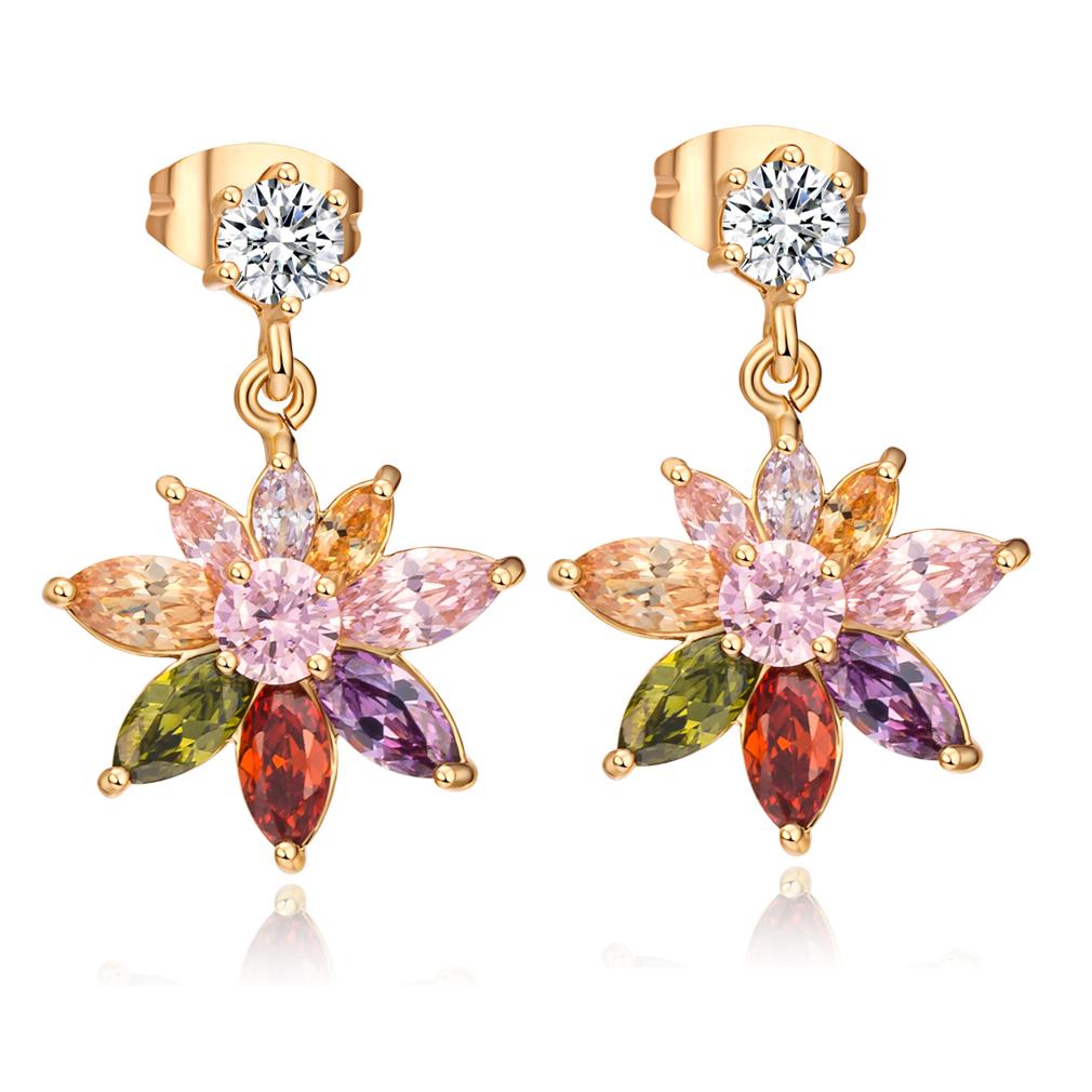 0E3D-Elegant-Women-18K-Gold-Zircon-Flower-Stud-Earrings-Fashion-Lady-Jewelry