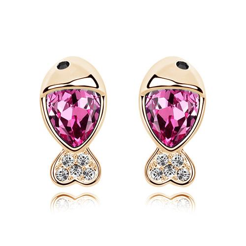 F542-Trendy-Pisces-Mini-Fish-Shaped-Stud-Earrings-Rhinestone-Ear-Jewelry-Ladies