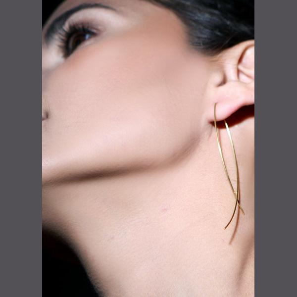 A61B-1-Pair-Fashion-Art-Fish-Shaped-Handmade-Hoop-Earrings-Jewelry-For-Lady