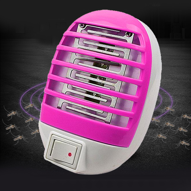 Electric-Bug-Zapper-Mosquito-Insect-Killer-LED-Light-Trap-Lamp-USB-Charger-148C