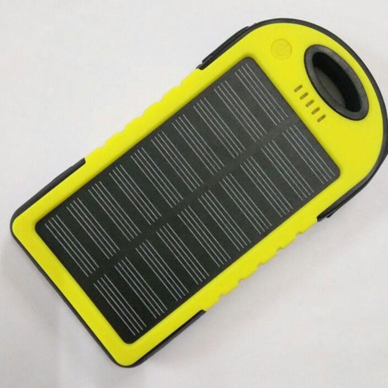 D4F2-Outdoor-Camping-Tent-Lamp-Dual-USB-Solar-Power-Bank-Case-DIY-Material-Kits