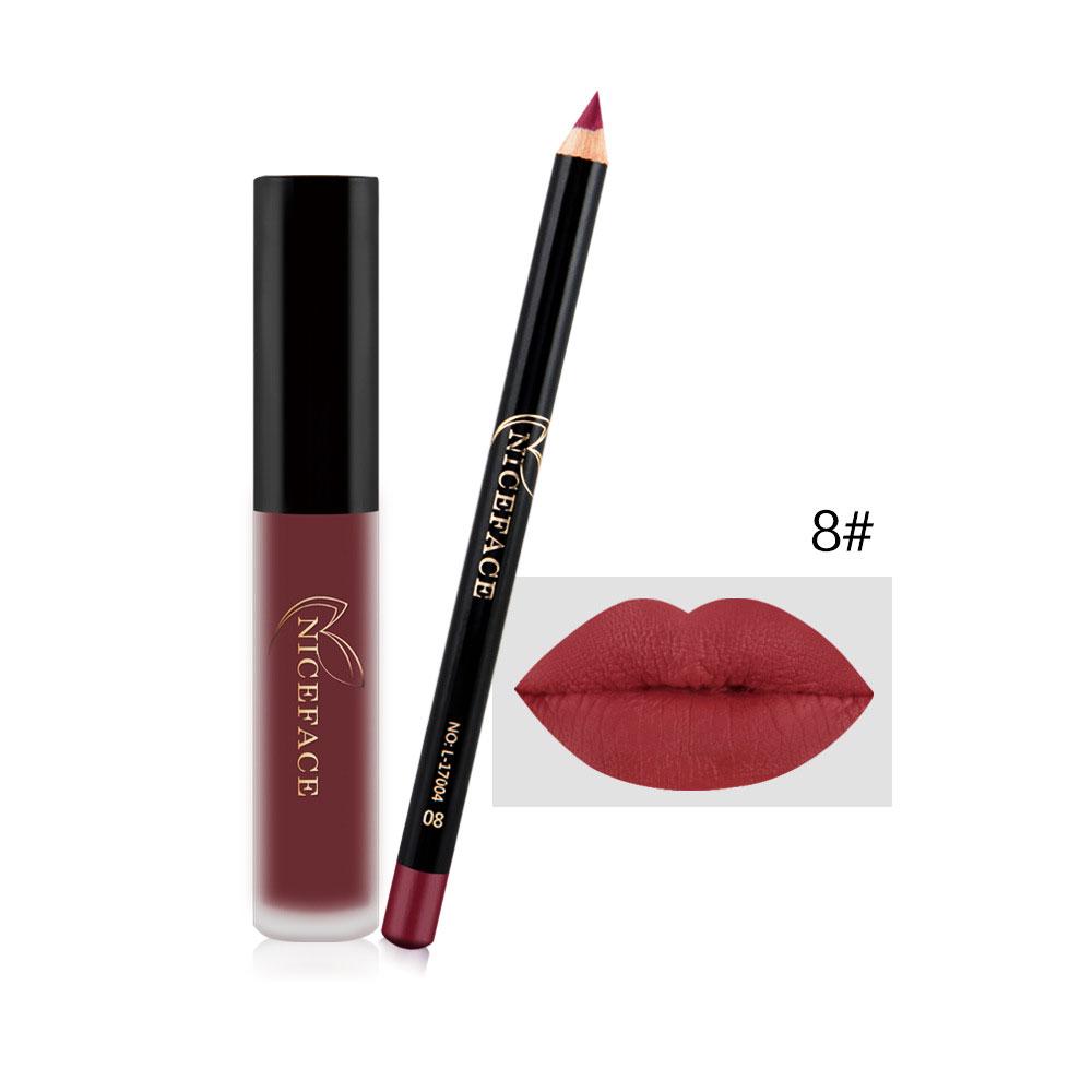 5E05-1pc-Lip-Lip-Liner-Pencil-Set-Lipstick-Lady-Long-Lasting-Lip-Balm-Cosmetic