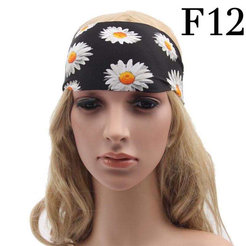 2BF3-Women-Lady-Girls-Boho-Bohemia-Bandana-Hairband-Headband-Wrap-Running-Yoga
