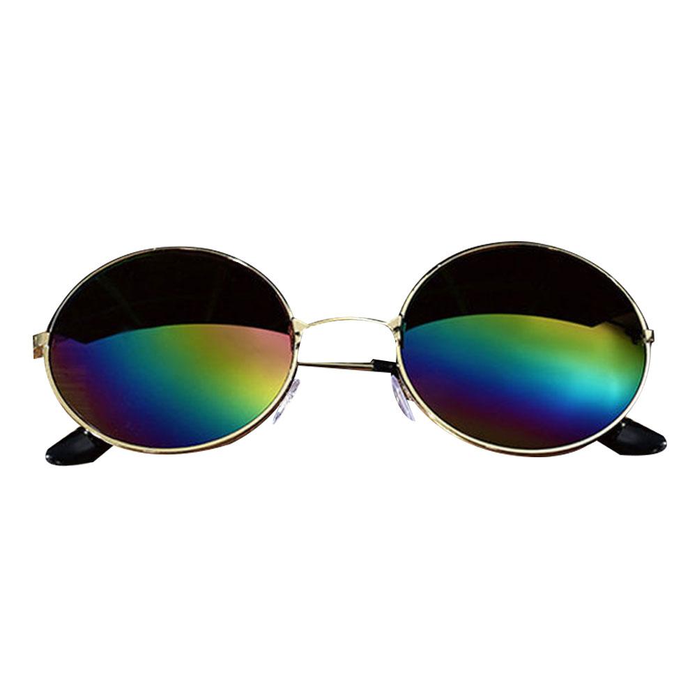 860E-FD20-Unisex-Sunglass-UV400-Metal-Round-Eye-Glasses-Retro-Spectacles-Optical