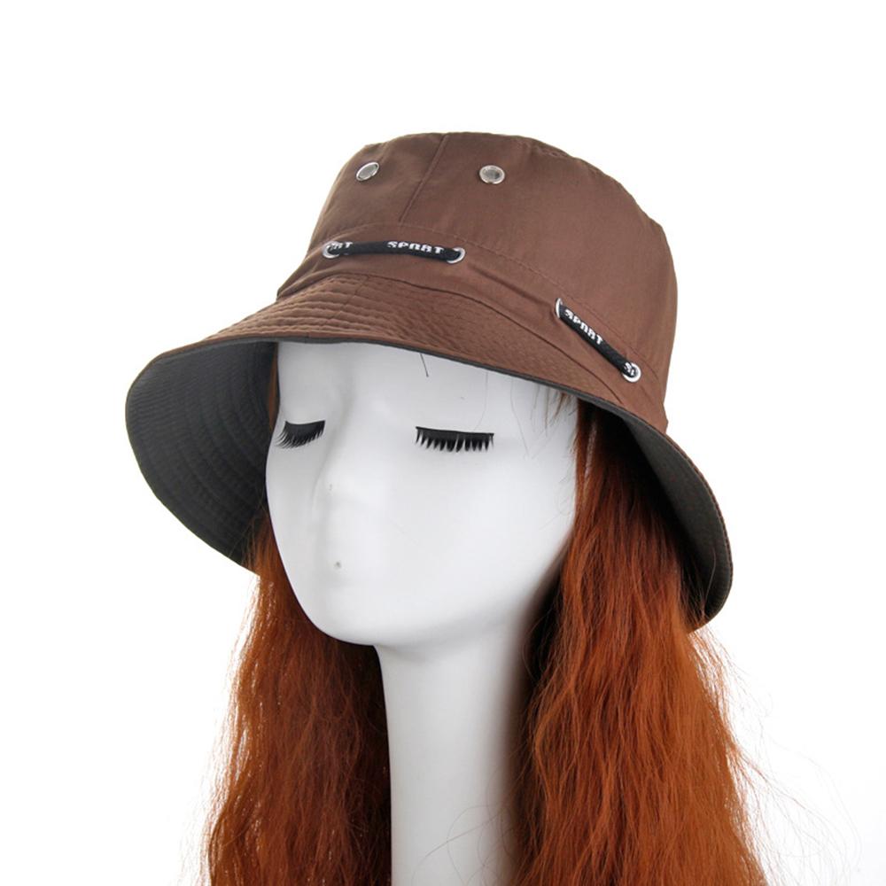 5e531a53ea8 2546 Cool Fisher Cap Sun Hat Hats Cotton Sport Outdoor Golf Bucket ...