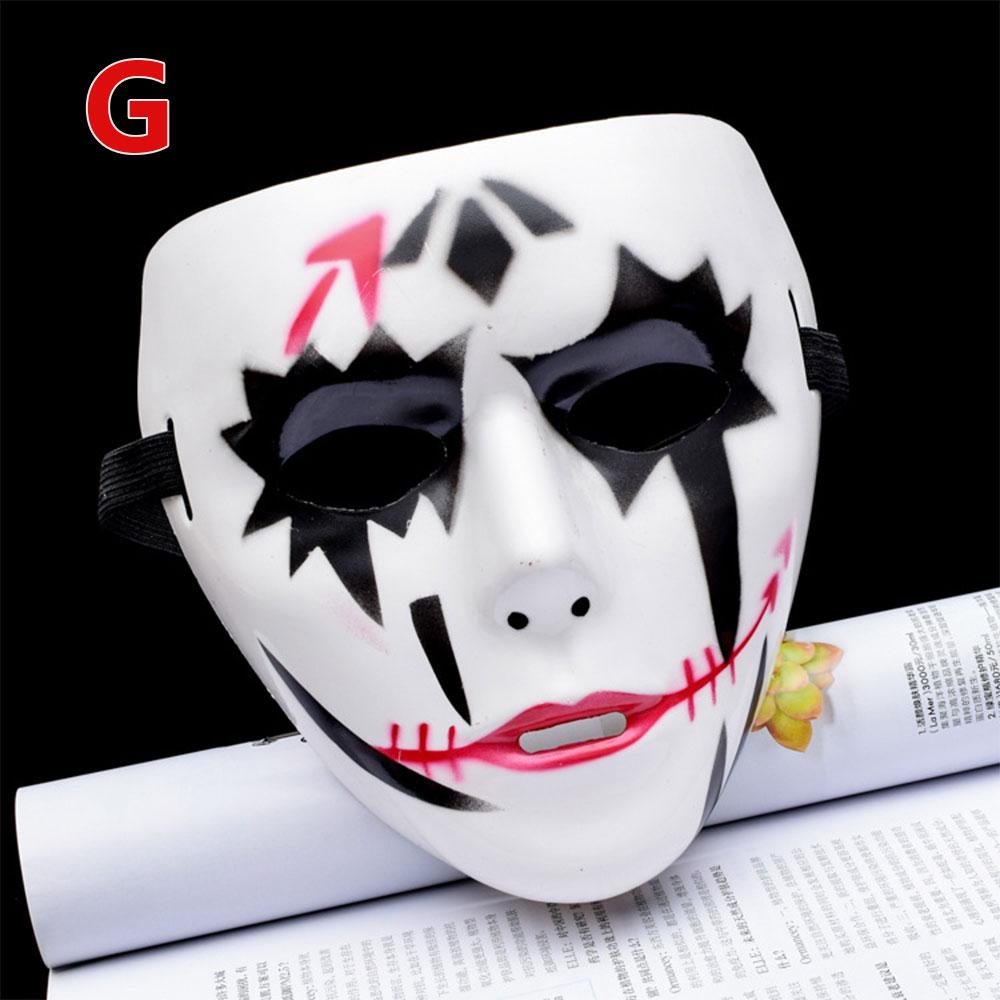 fashion halloween hip-hop ghost dance jabbawockeez mask face party