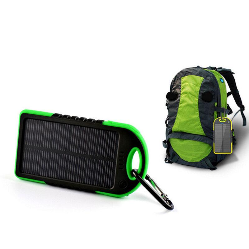 7410-Camping-Lamp-Dual-USB-Ports-Solar-Panel-Power-Bank-Case-Charger-DIY-Kits
