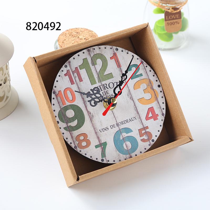 85AE-Home-Room-Antique-Decor-Wall-Clocks-Decoration-Clock-Shabby-Chic-Retro