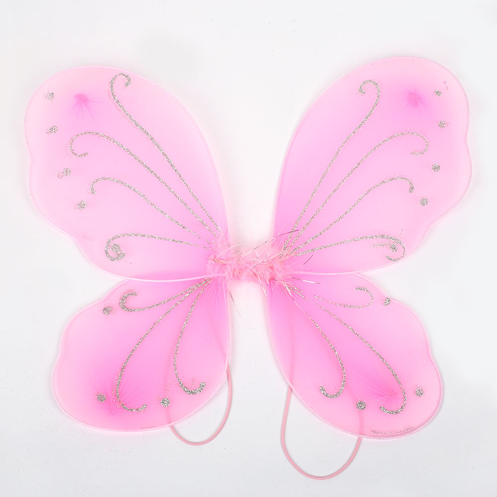 18FF-Girls-DIY-MA1-NEW-Beautiful-Elf-Fairy-Wing-Dress-Up-Butterfly-Wings-Gift