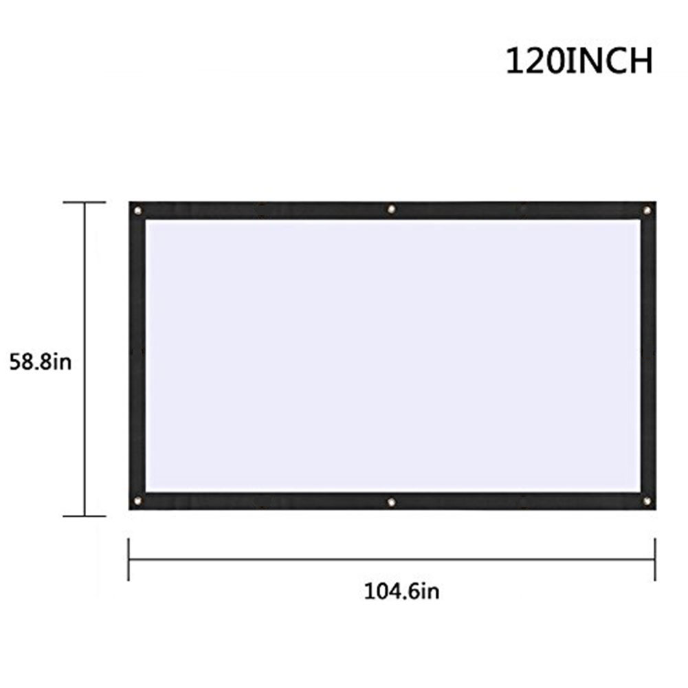 120-Inch-16-9-Soft-Portable-Projection-Curtain-Video-Projection-School-Foldable