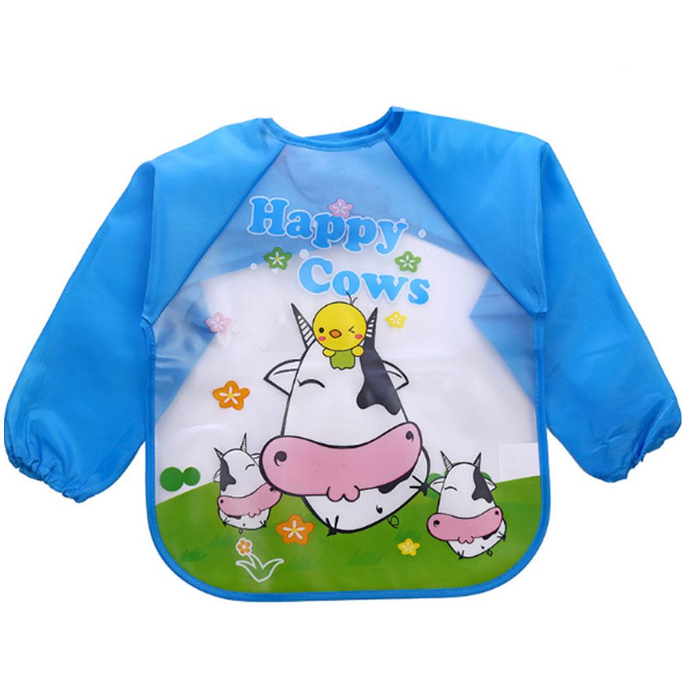 CC38 Kind  Lätzchen Für Frosch Overall Fütterung Fütterung Overall Baumwolle