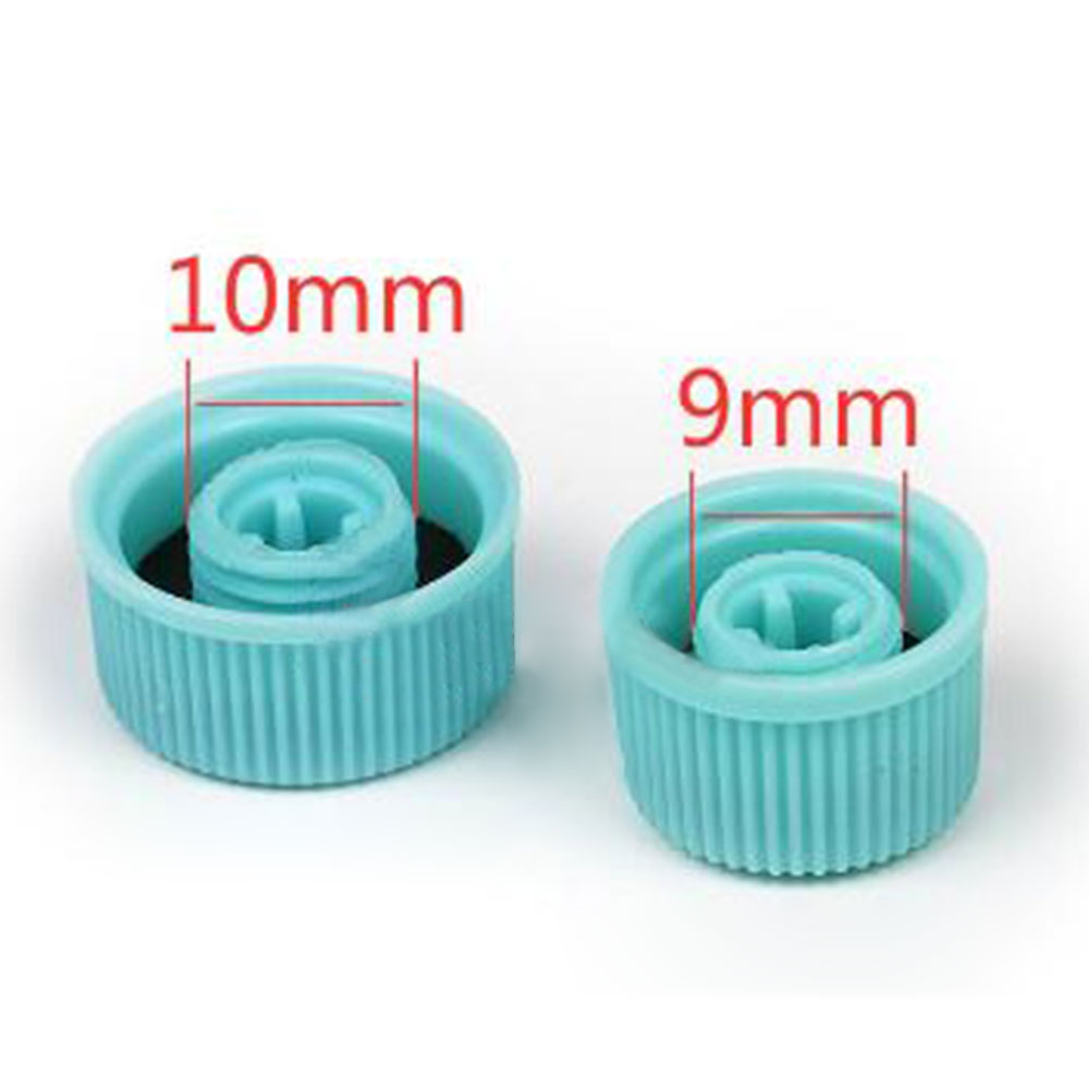 Car-Air-Conditioning-A-C-Service-Port-Valve-Dust-Cap-Cover-High-Low-1Pair-E545