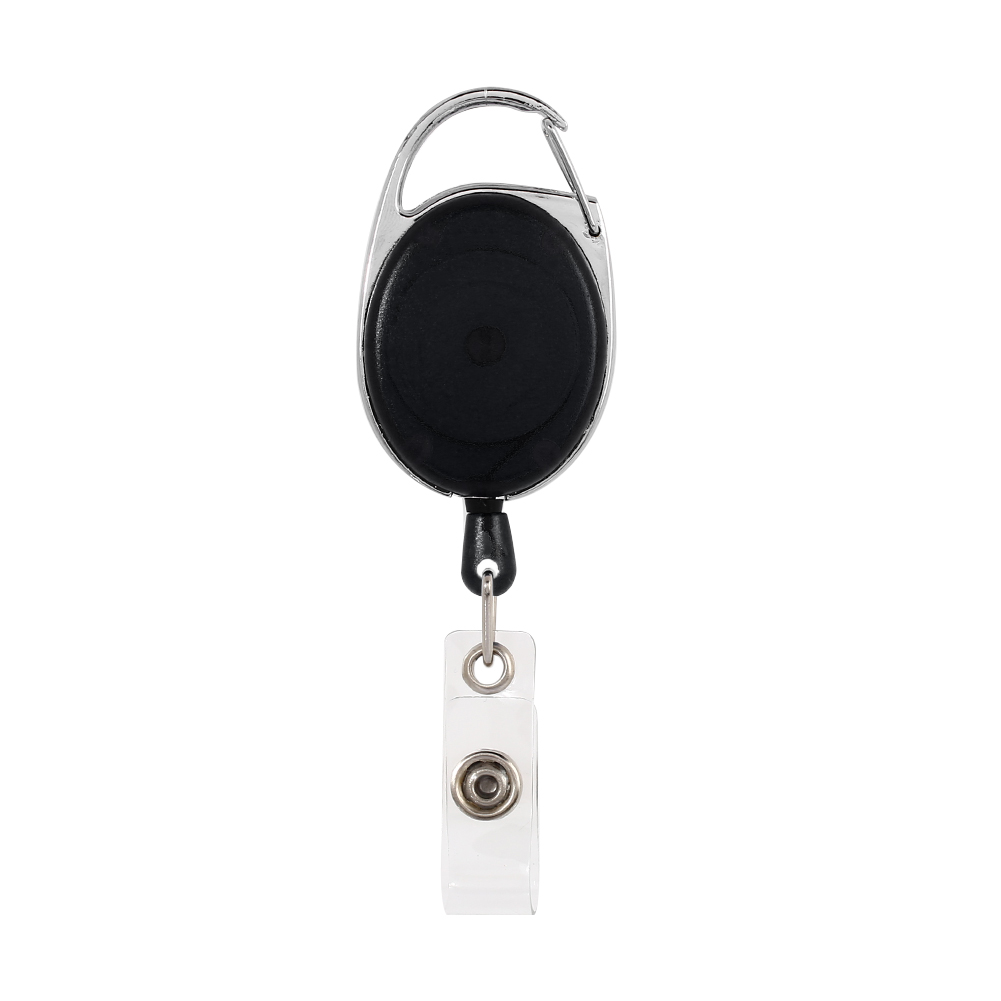 A677-ID-Name-Lanyard-Badge-Tag-Clip-Durable-Retractable-Reel-Office-Key-Rings