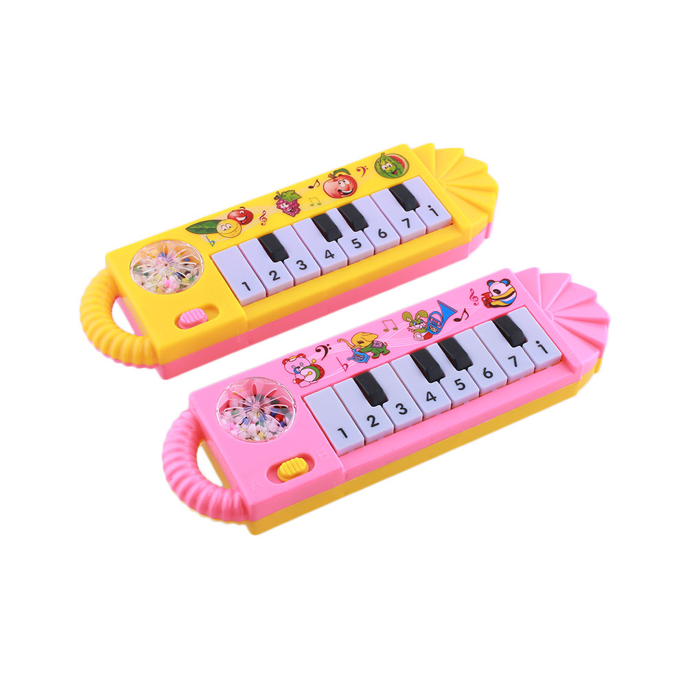Developmental Baby Toys Kids Infant Toddler Developmental Toy Musical Piano Baby Early Educational Game Toys for Baby