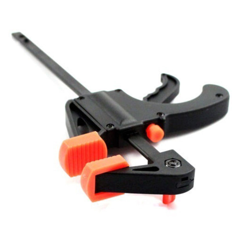 4 Inch F Woodworking Clamp Clamping Adjustable Diy Carpentry Home Gadgets Tools Ebay