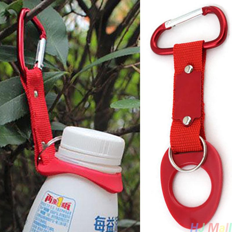 3768 Carabiner Water Bottle Waist Hook Buckle Holder Clip Climbing Equipment