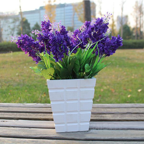 B0DE-New-High-Quality-Lovely-5-Heads-Artificial-Fake-Hyacinth-Flower-Cafe-Decor