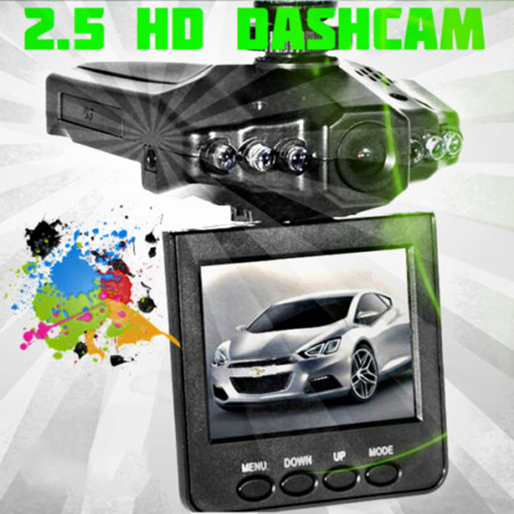 00AD-2-5-039-039-1080P-Dashboard-DVR-Recorder-Camera-Dash-Cam-Night-Vision-AU-New
