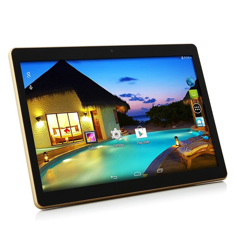 10 inch android 5 octa core 64gb tablet pc dual sim 3g. Black Bedroom Furniture Sets. Home Design Ideas
