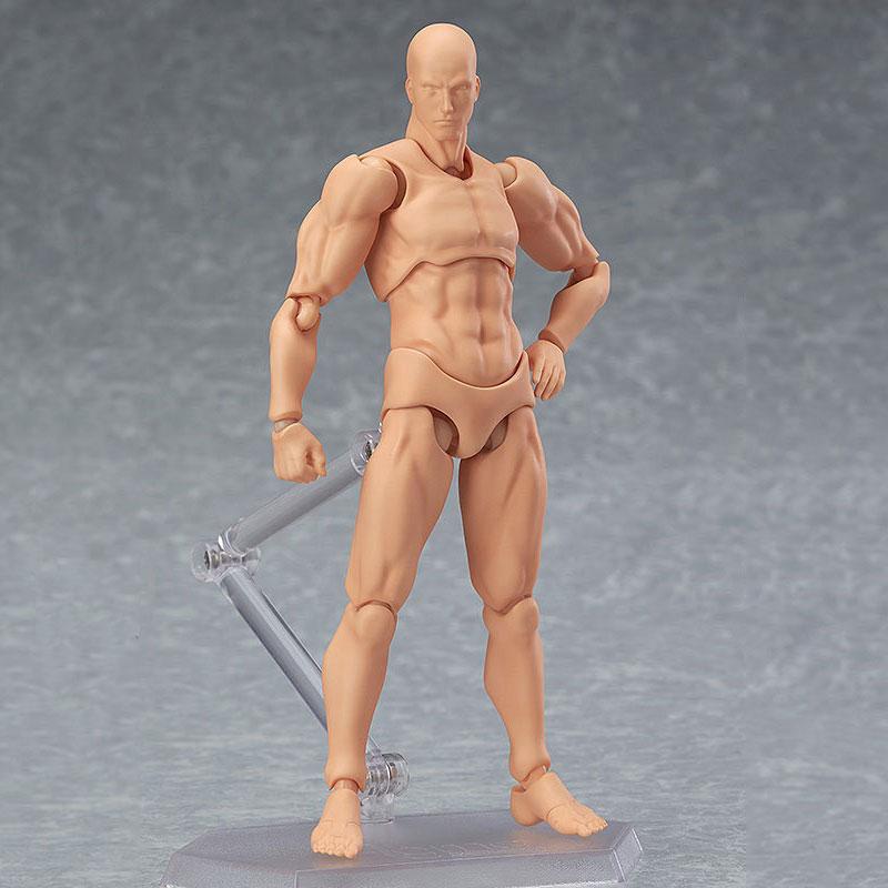 2446-ee08-er-sie-maennlich-weiblich-PVC-Action-Figur-Modell-Koerper-Spielzeug-fuer-Zeichnung-Skizze