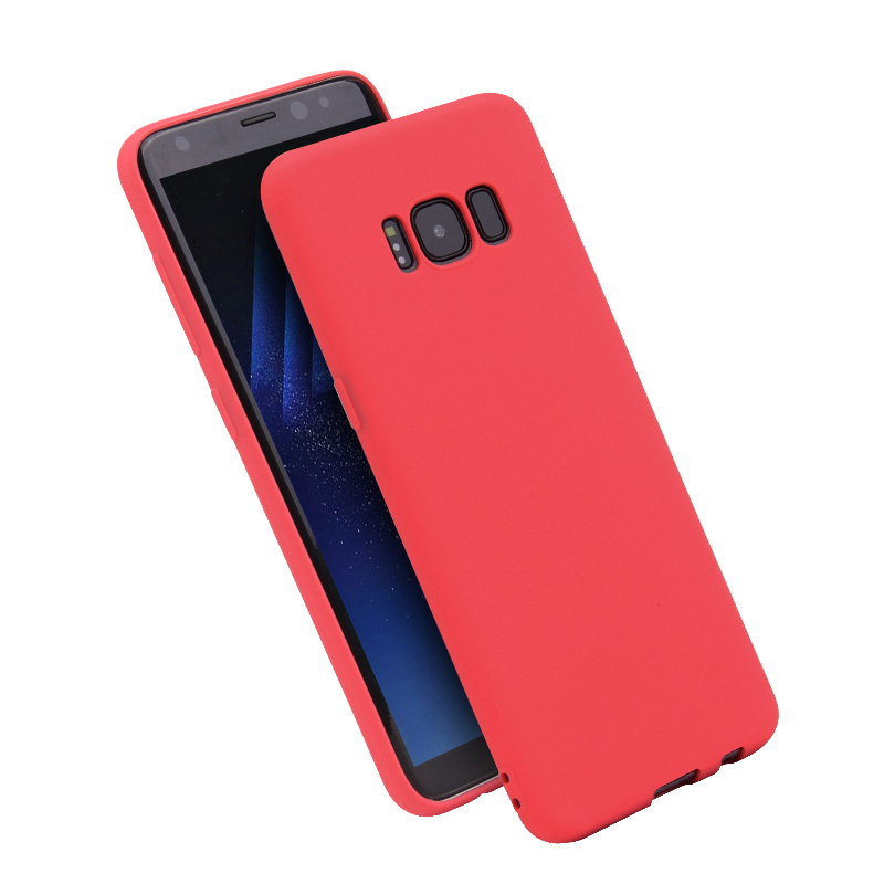 F631-Case-Smooth-Full-Protective-Cover-Shell-For-Samsung-Galaxy-S8-Mobile-Phone